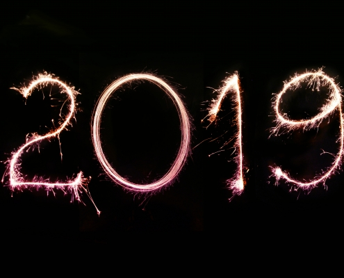 REVIEWING 2018 AND PREDICTING WHAT'S AHEAD IN CYBERSECURITY
