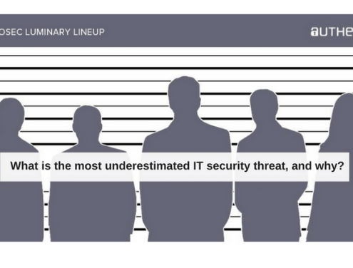 What is the Most Underestimated IT Security Threat, and Why?